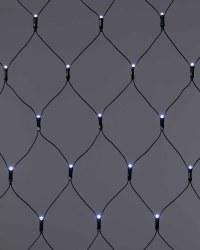 240 Multi Function LED Net Lights - Cool White