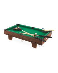 "Toyrific 25"" Pool Table Game"
