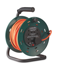 25m Garden Cable Reel