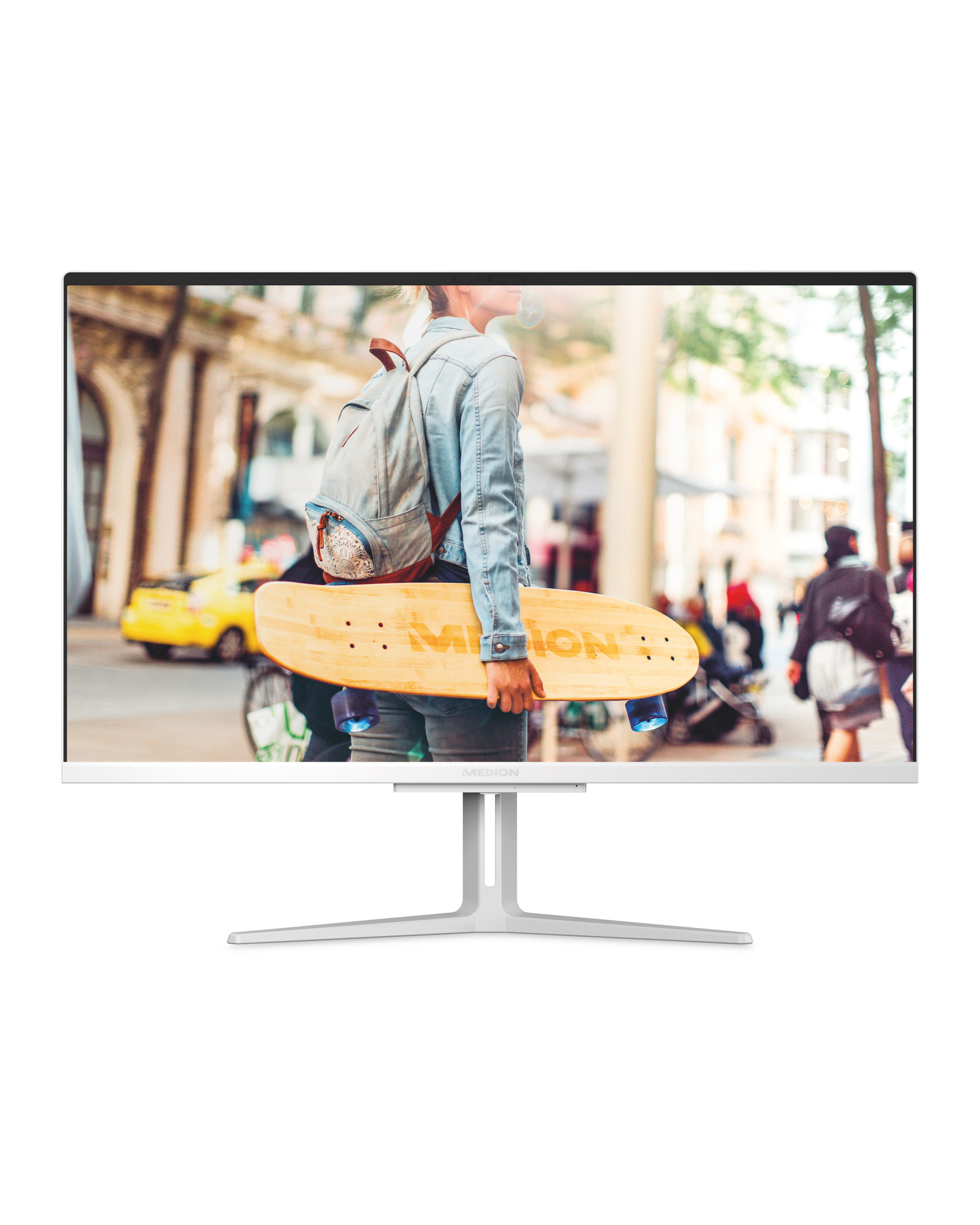 """27"""" i3 8GB 256GB All-in-One PC"""