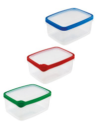 2L Rectangle Container