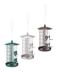 3 In 1 Bird Feeder