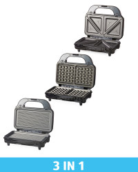 3 In 1 Sandwich Toaster