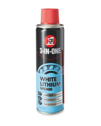 3-In-1 White Lithium Grease