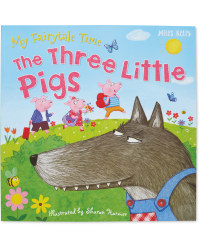 Picture Flats 3 Little Pigs Book