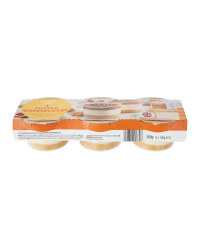 3 Pack Cheesecakes -Toffee