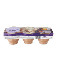 3 Pack Chocolate Trifles