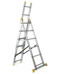 3 Piece Large Ladder