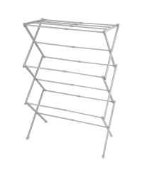 3 Tier Expanding Airer - Grey