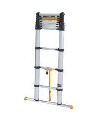 Workzone Aluminium Telescopic Ladder