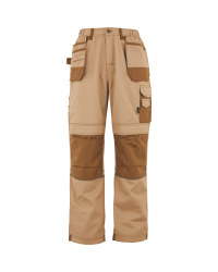 "31"" Holster Work Trousers - Stone/Khaki"