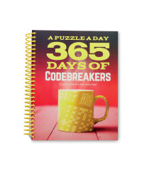 365 Days of Code Breakers