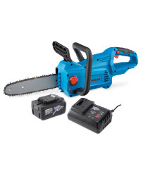 40V Chainsaw with Battery & Charger
