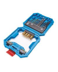 41 Piece Premium Drill Bit Set