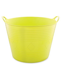 43-Litre Garden Flex Tub - Green