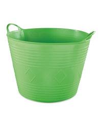 43 Litre Garden Tub - Green