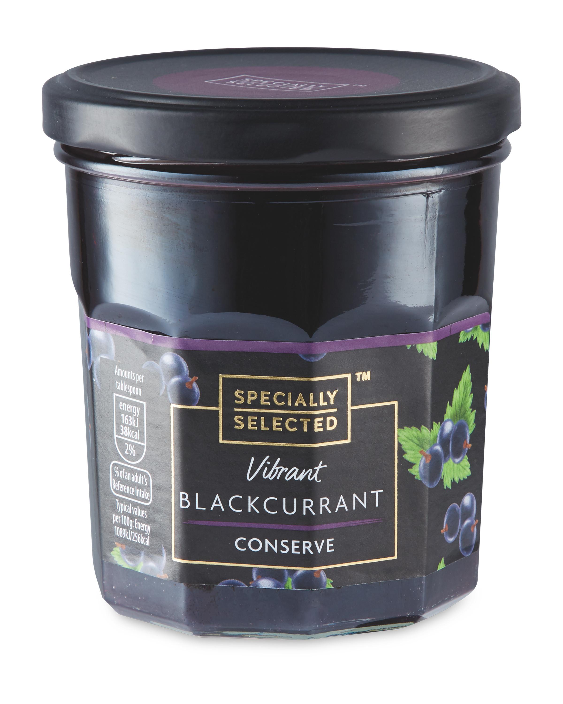 Vibrant Blackcurrant Conserve