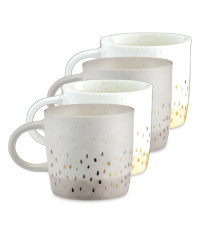 Kirkton House Speckled Mugs 4 Pack - Brights