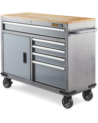 5 Drawer Mobile Workbench