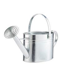 5 Litre Watering Can - Zinc