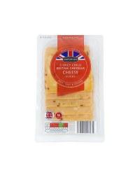 5 Spicy Chilli British Cheese Slices