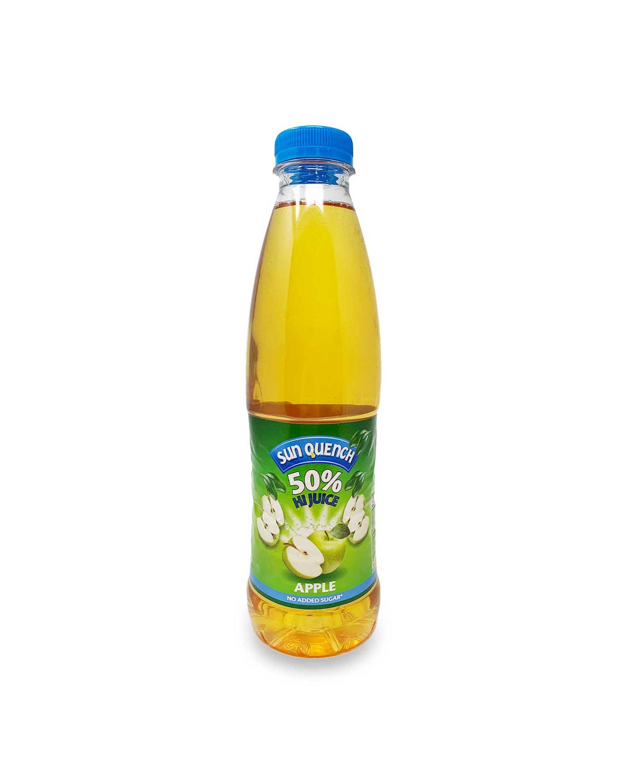 50% High Juice Apple