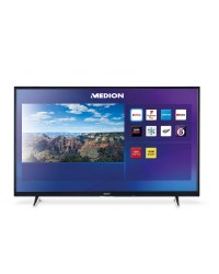 "Medion 55"" 4k Smart TV with HDR"