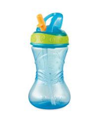 Nuby Blue 12 Months+ Flip It Beaker
