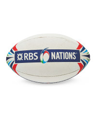 6 Nations Official Rugby Midi Ball