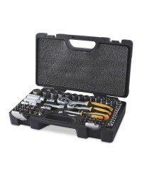 69-Piece Wrenches & Sockets Set
