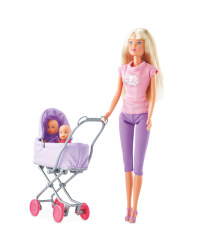 Steffi Love Sunshine Twins Purple