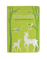 Crossword Premium Puzzle Book