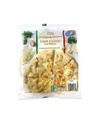 Cheese & Garlic Pizza Bread