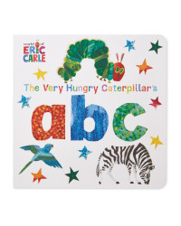 The Hungry Caterpillar ABC Book
