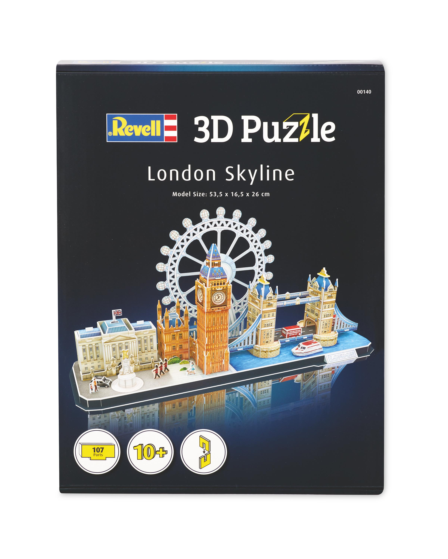 London 3D Puzzle