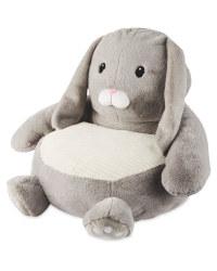 Plush Bunny Animal Chair