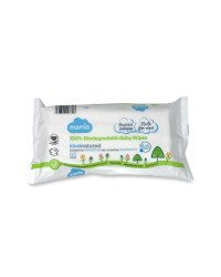 Mamia Biodegradable Wipes 60 Pack
