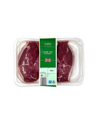 Lamb Leg Steaks