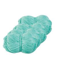 Mint Double Knitting Yarn 4 Pack