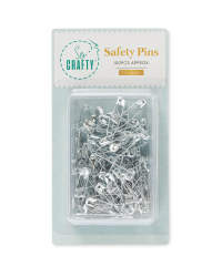 So Crafty Safety Pins 100 Pack