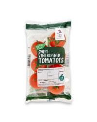 Sweet Vine Ripened Tomatoes