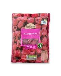 Four Seasons Raspberries 350g