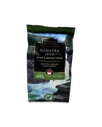 Sumatra Java Roast & Ground Coffee