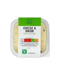 Cheese & Onion Deli Filler