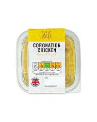 Coronation Chicken Deli Filler