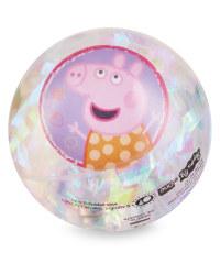 Peppa Pig Miniature Flashing Ball