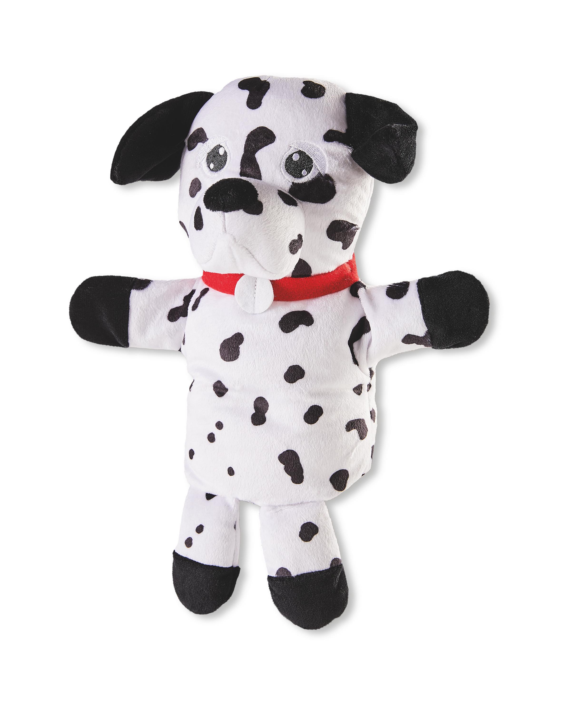Dalmatian Hand Puppet