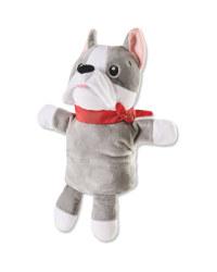French Bulldog Hand Puppet