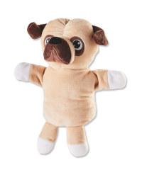 Pug Hand Puppet
