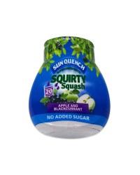Apple & Blackcurrant Squirty Squash